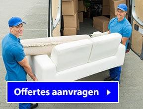 meubels in opslag Antwerpen