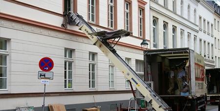 particulier verhuis Antwerpen