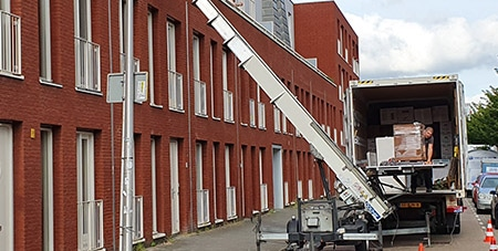 ladderlift Evergem