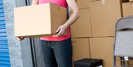 meubelbewaring bij verhuisfirma Anzegem