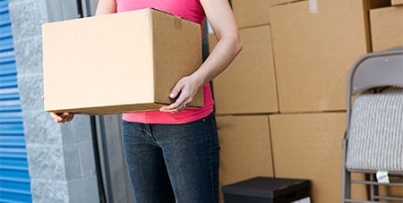 verhuisdienst meubelbewaring