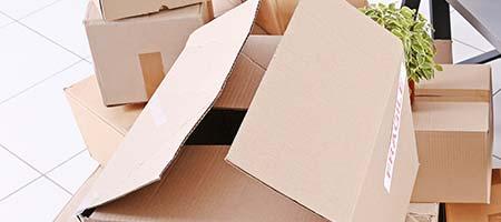 prijzen inpakservice voor verhuis