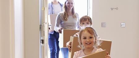 verhuistips, verhuizen met kinderen