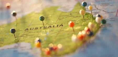 verhuizing naar australie