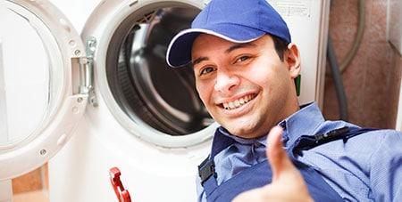 verhuisbedrijf voor wasmachine verhuizen
