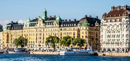 wonen in zweden
